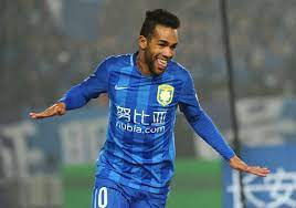 Alex Teixeira ends Chinese naturalisation bid as the Brazilian joins Al  Hilal on a two-year contract, report says