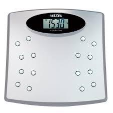 Home Bathroom Scales Maxiaids Talking Bathroom Scale