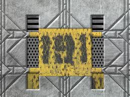 seamless metal wall texture. Sci Fi Futuristic Panel Metal Texture Seamless Wall