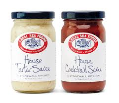 stonewall kitchen signs licensing agreement with legal sea foods to launch line of specialty seafood saucearinades