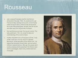 philosophers of the enlightenment kayleigh williams 5 rousseau jean jacques