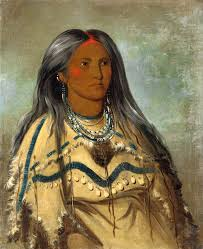 george catlin america painting oil on canvas portrait people 1800s smithsonian american art museum art 1830s