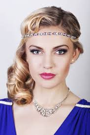 seriously great gatsby 20s inspired hair make up tutorial part i a vine