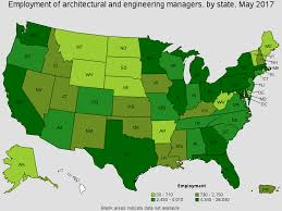 Architectural engineering salary range Landscape States And Areas With The Highest Published Employment Location Quotients And Wages For This Occupation Are Provided For List Of All Areas With Bureau Of Labor Statistics Architectural And Engineering Managers