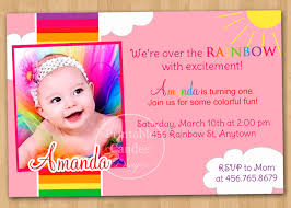 Free Online Birthday Invitation Card Maker With Photo Free