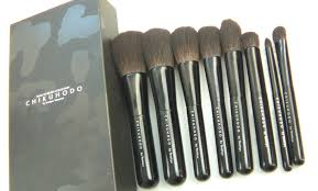 chikuhodo z series brushes collection review parison to suqqu and wayne goss you