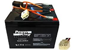 amazon com razor scooter battery and new wiring harness 12 volt razor scooter battery and new wiring harness 12 volt 7ah set of 2 includes