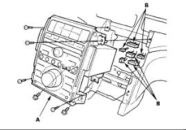 2005 acura rl how to remove radio from acura rl 2005 audio unit removal installation notes audio unit removal installation srs components are located in this area review the srs component locations