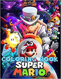 It was mostly responsible for the initial success of the nintendo entertainment. Super Mario Coloring Book Great Coloring Pages For Kids Ages 2 8 Rogers John 9781708279288 Amazon Com Books