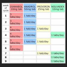 Steroid Cycle Chart Pin On Body Building Szie