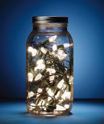 lighting in a jar. Source. This Lantern Light Can Be A Lighting In Jar U