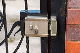 <b>Electric Gate Lock</b> and Remotes 01X : Securely Buzz Visitors In Or ...
