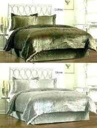 grey velvet comforter black bedding velour set 7 piece 8 red tesco bedspread purple crushed velv grey velvet bedding