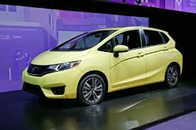 honda fit 2016 yellow. Contemporary Fit First Look 2015 Honda Fit More Fits Fewer Tantrums On 2016 Yellow