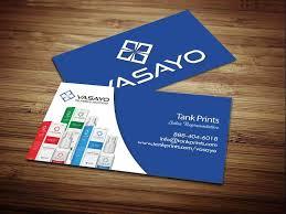 Sales Business Cards Vasayo Business Card Design 3