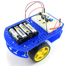 build a speedy light tracking robot bluebot project 2 science light tracking robot