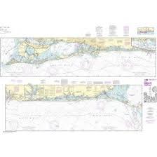 Noaa Chart 11425 Noaa Nautical Chart 11426 Estero Bay To Lemon Bay