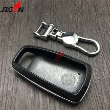2018 audi key fob cover. plain key aliexpresscom  buy carbon fiber look smart key fob case bag shell holder  chain ring cover for audi q7 4m 2016 2017 from reliable fob cover suppliers  throughout 2018 audi key