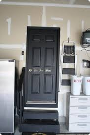 i want to utilize this idea for the door ing into the house from the garage