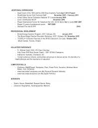 Official Resume Template Visa Resume Template Official Federal