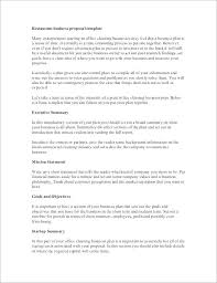 It Project Proposal Template Free Download Basic Business Proposal Template Business Proposals Format