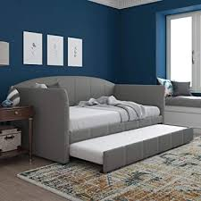 dhp halle upholstered daybed and