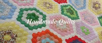Bluebird Gardens Quilts and Gifts & Grandmother's Flower Garden patchwork quilt. Adamdwight.com
