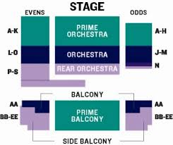 Wolftrap Seating Chart The Barns At Wolf Trap Seating Chart Opera Wolf Trap