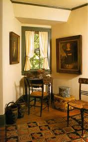 Colonial Decorating Early American Colonial Home Decorating Interiors Ronikordis