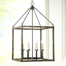 breathtaking antique lantern chandelier