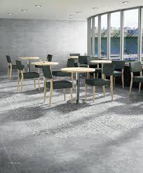 Restaurant Kitchen Tiles Kitchen Tile Floor Porcelain Stoneware Plain Metal Effect