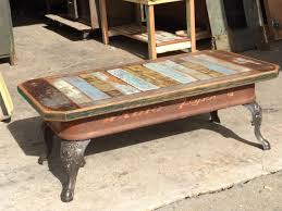 reclaimed wood furniture ideas. red wagon table bryan appleton designs reclaimed wood furniture ideas a
