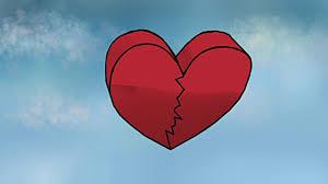 Image result for heartbroken lady cartoon