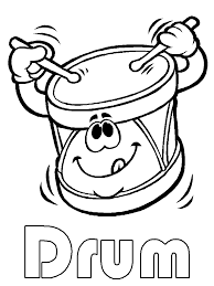 Music 1 Coloring Pages Coloring Page Book For Kids