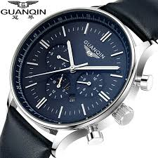 discountedwatches247 com products top brand guanqin new wristwatch sports picture more detailed picture about watches men luxury top brand guanqin new fashion men s big dial designer quartz watch male