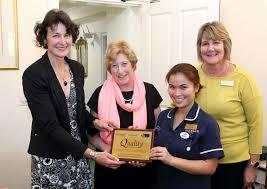 Bridgnorth Nursing Home Awarded National Gold Standard