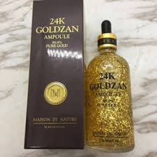 in stock makeup primer skinature 24k goldzan oule 24 k gold day creams moisturizers gold essence serum new face skin care dhl shipping