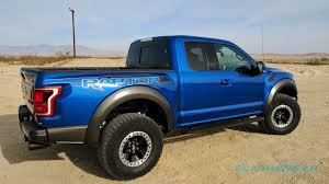 2017 Ford F-150 Raptor First Drive: The Epic Baja Monster - SlashGear