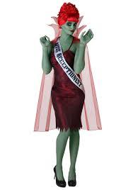plus size miss dead receptionist costume now