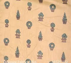 Topiaries (Khaki) by Jane Shelton