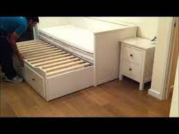 ikea hemnes day bed trundle guest bed