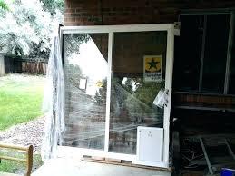 patio panel pet door lovely patio panel pet door for sliding glass door door install ready