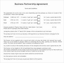 Limited Partnership Agreement Template Business Partnership Separation Agreement Template 28 Best Limited