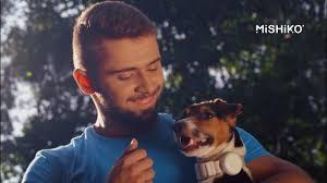 Рекламный ролик для Mishiko. Умные <b>ошейники</b> для собак ...