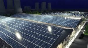 Подключение к электросетям солнечной электростанции