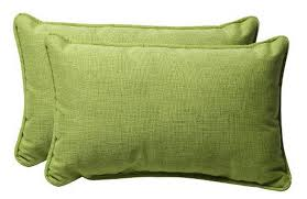 7 Green Pillows For Every Patio Cute Furniture