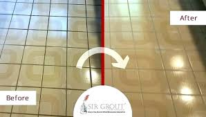 how to clean ceramic tile floors and grout best way to clean grout in bathroom tiles