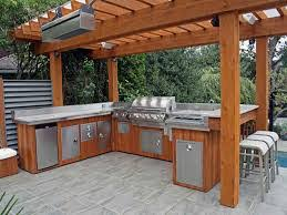 Backyard Kitchen Designs U2013 Home Improvement 2017  Best Backyard Backyard Kitchen