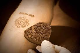 Holy Tattoo A 700 Year Old Christian Tradition Thrives In Jerusalem