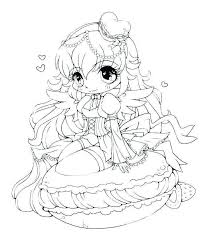 10 Lovely Cute Printable Coloring Pages Coloring Page